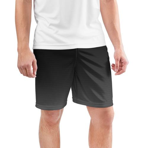 Мужские шорты спортивные Carbon Фото 01