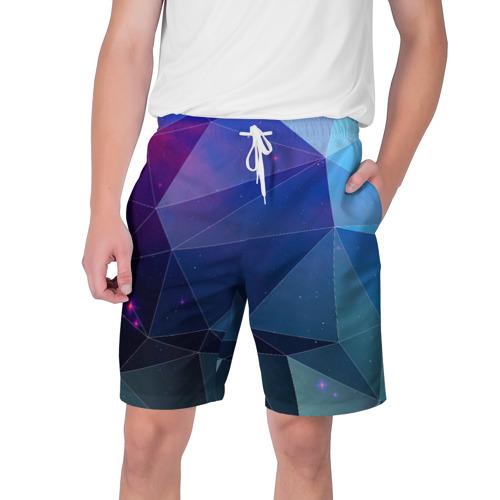 Мужские шорты 3D  Фото 01, Геометрический узор
