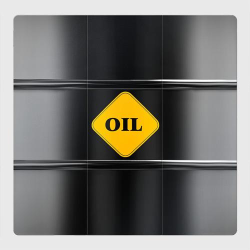 Магнитный плакат 3Х3 Oil
