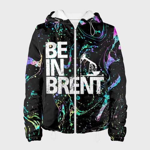 Женская куртка 3D  Фото 01, Be in brent