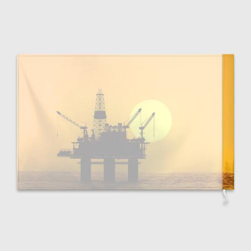 Флаг 3D  Фото 02, Закат