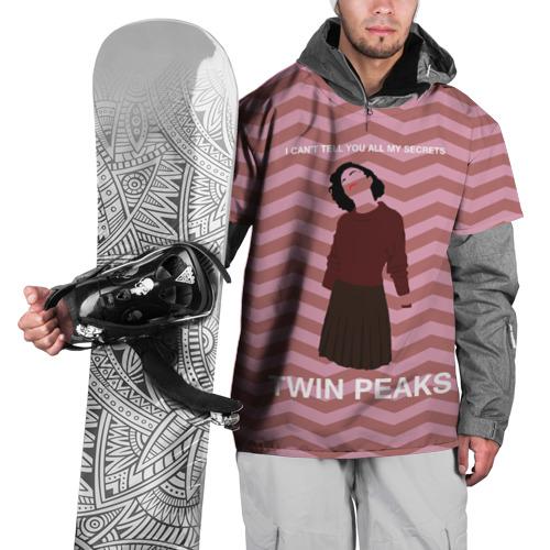 Накидка на куртку 3D  Фото 01, Твин Пикс