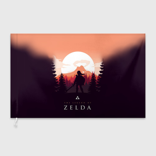 Флаг 3D  Фото 03, The Legend of Zelda