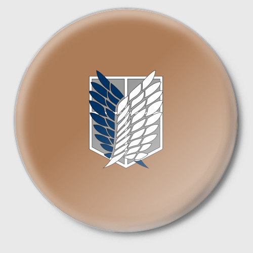 Атака Титанов (эмблема) #3