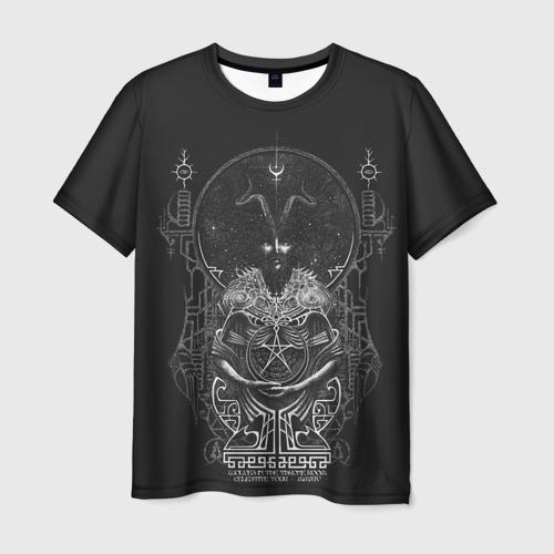 Мужская футболка 3D  Фото 01, Wolves in the Throne Room