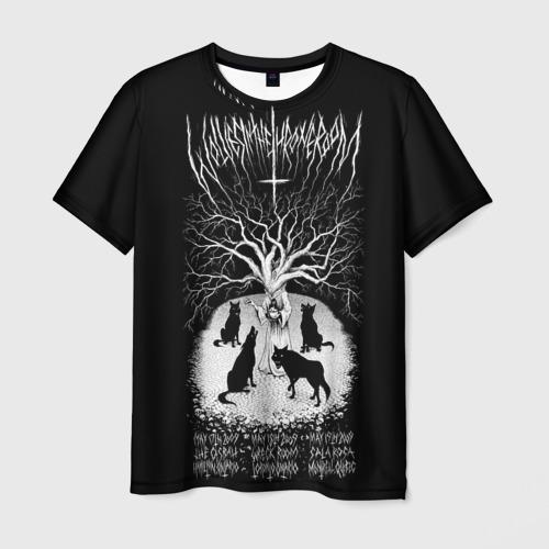 Мужская футболка 3D  Фото 03, Wolves in the Throne Room