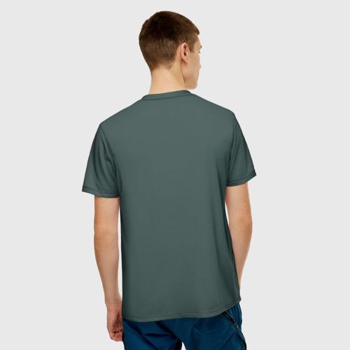 Мужская футболка 3D  Фото 02, Black Mirror