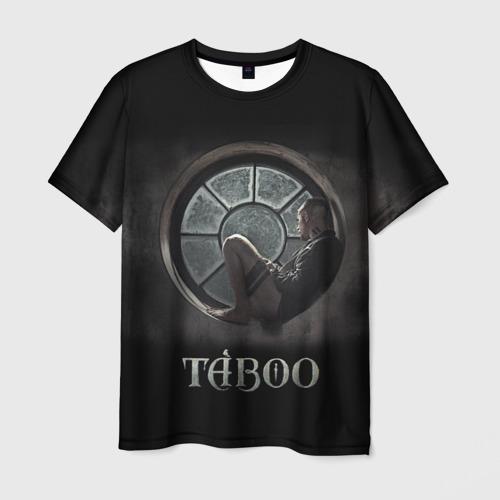 Мужская футболка 3D  Фото 03, Taboo