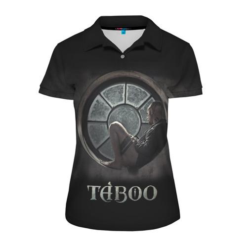 Женская рубашка поло 3D  Фото 01, Taboo