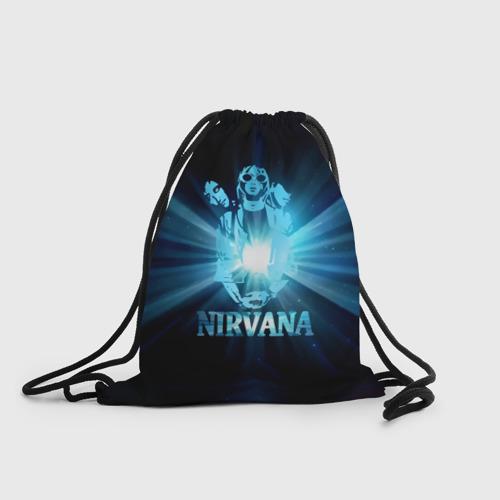 Рюкзак-мешок 3D  Фото 01, Группа Nirvana