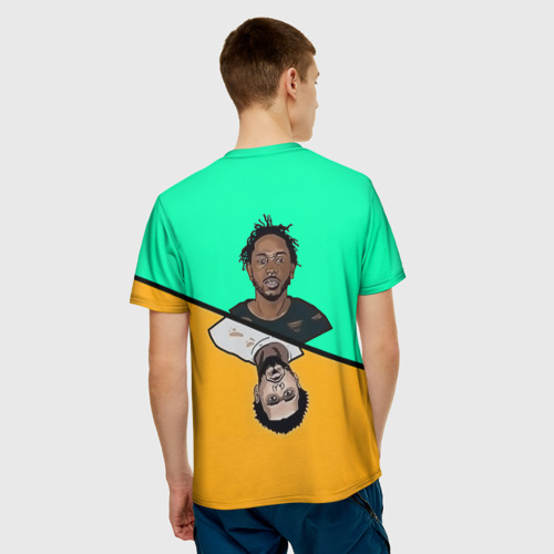 Мужская футболка 3D  Фото 02, Kendrick Lamar