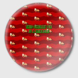 Twin Peaks Cherry Pie
