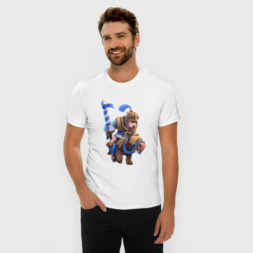 Мужская футболка премиум  Фото 03, Clash of clans