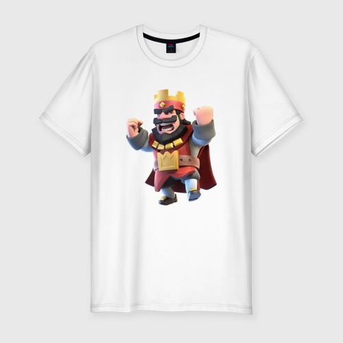 Мужская футболка премиум  Фото 01, Clash of clans