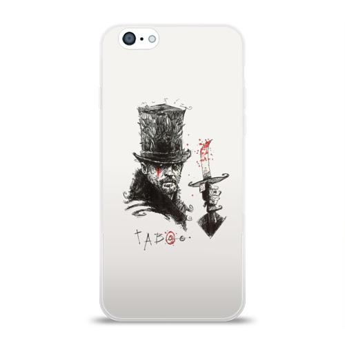 Чехол для Apple iPhone 6 силиконовый глянцевый  Фото 01, Taboo