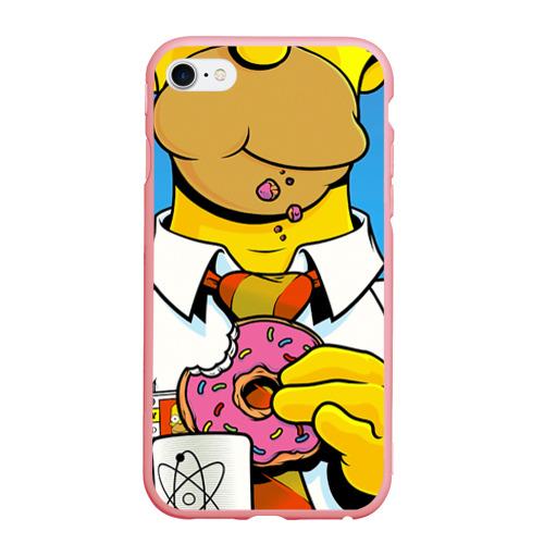 Чехол для iPhone 6/6S матовый Homer Фото 01