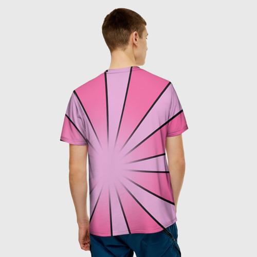 Мужская футболка 3D  Фото 02, /|7!