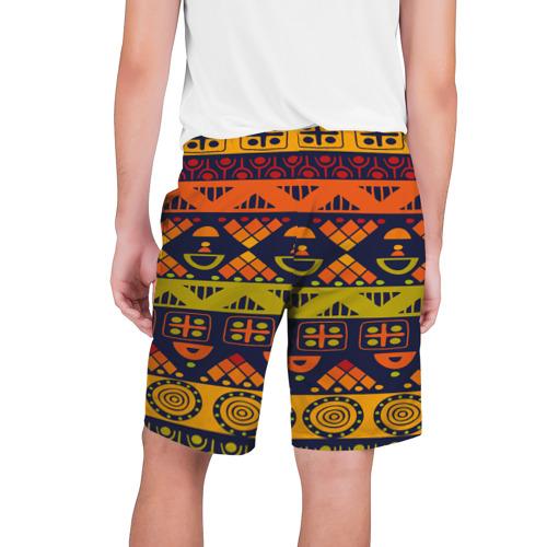 Мужские шорты 3D  Фото 02, Африканские символы