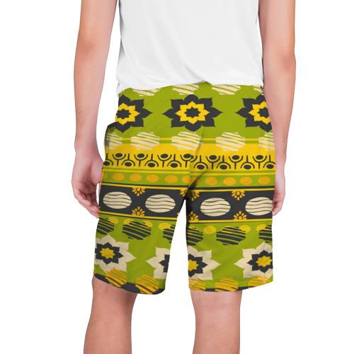 Мужские шорты 3D  Фото 02, Узорный орнамент