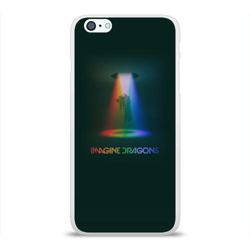 Чехол для Apple iPhone 6Plus/6SPlus силиконовый глянцевый  Фото 01, Imagine Dragons Light
