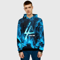 Linkin Park синий дым