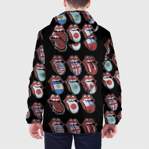Мужская куртка 3D  Фото 05, The Rolling Stones