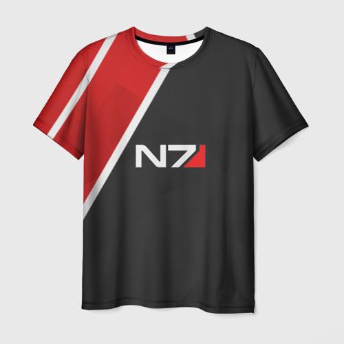 Мужская футболка 3D  Фото 03, N7
