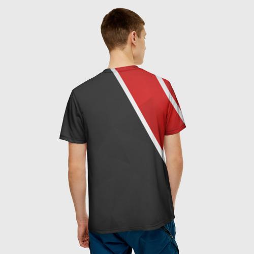 Мужская футболка 3D N7 Фото 01