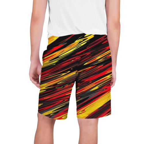 Мужские шорты 3D  Фото 02, Темные полоски