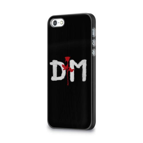 Чехол для Apple iPhone 5/5S 3D  Фото 03, Depeche mode