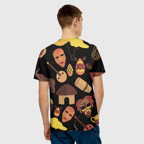 Мужская футболка 3D  Фото 02, Бужумбура