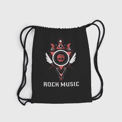 Рюкзак-мешок 3D  Фото 04, Rock Music