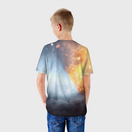Детская футболка 3D  Фото 02, Battlefield One