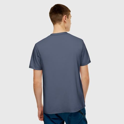 Мужская футболка 3D  Фото 02, Baseball