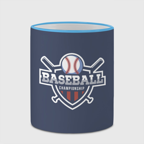 Кружка с полной запечаткой  Фото 03, Baseball