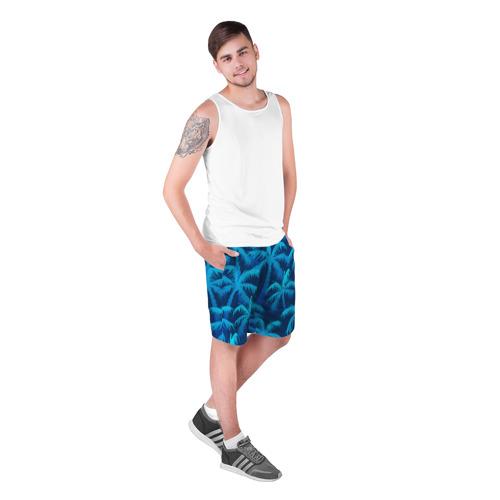 Мужские шорты 3D  Фото 03, Пальмы