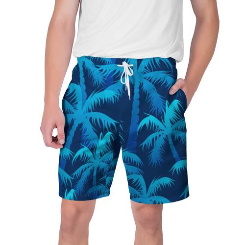 Мужские шорты 3D  Фото 01, Пальмы