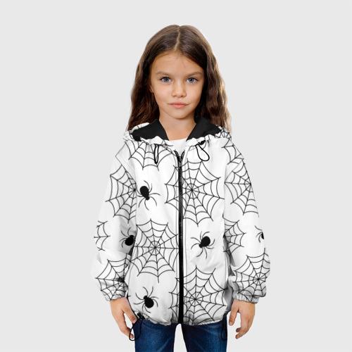 Детская куртка 3D Паутинка Фото 01