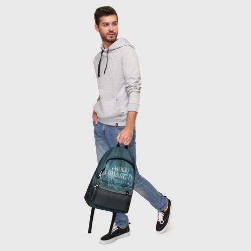 Рюкзак 3D AMON AMARTH Фото 01