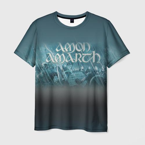 Мужская футболка 3D  Фото 03, AMON AMARTH