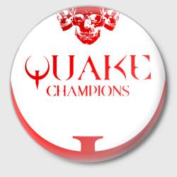 Quake Champions - Champion! - интернет магазин Futbolkaa.ru