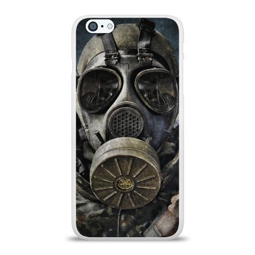 Чехол для Apple iPhone 6Plus/6SPlus силиконовый глянцевый  Фото 01, Stalker