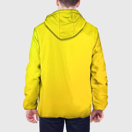 Мужская куртка 3D  Фото 05, Just Banana (Yellow)