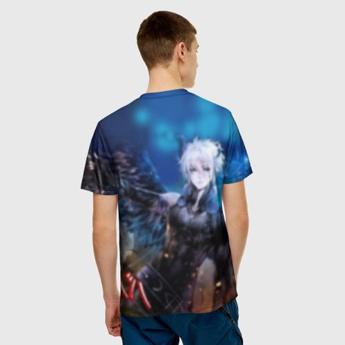 Мужская футболка 3D  Фото 02, Ярость Бахамута
