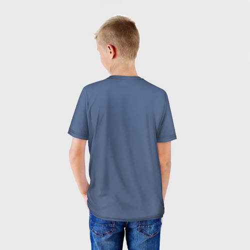 Детская футболка 3D  Фото 02, Зима