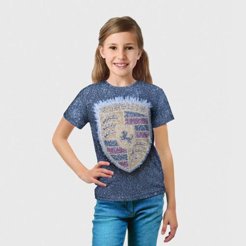 Детская футболка 3D  Фото 03, Зима