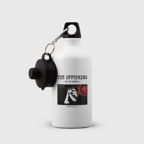 Бутылка спортивная  Фото 03, The Offspring - out of control
