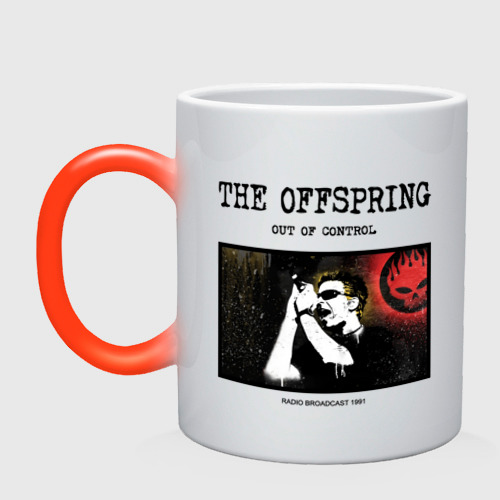 The Offspring - out of control