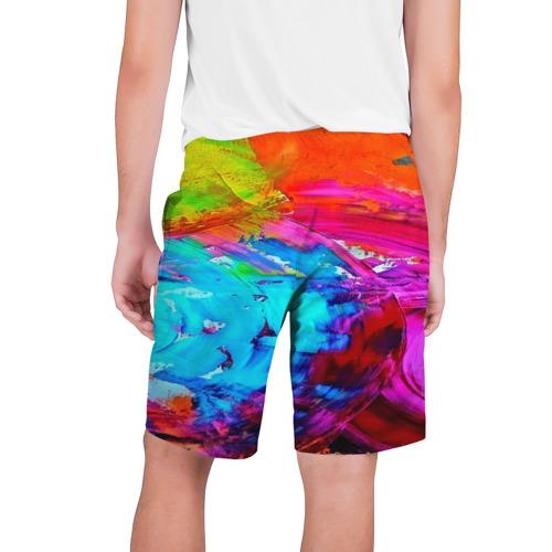Мужские шорты 3D  Фото 02, Tie-dye