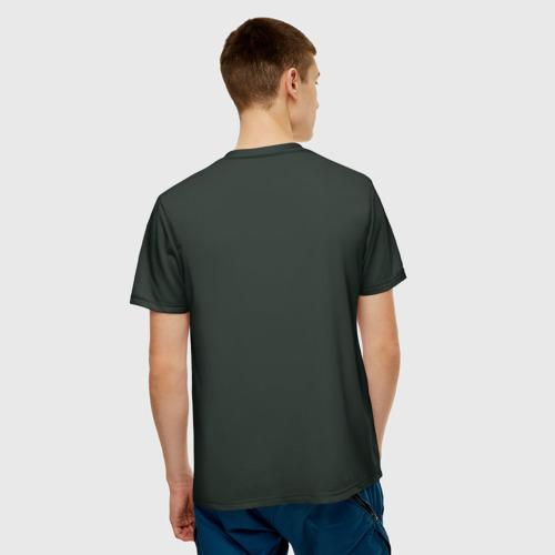 Мужская футболка 3D  Фото 02, Stalker